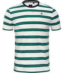 t-shirt ksawi groen streep (1357120181 - a015)