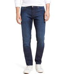 mavi jeans marcus slim straight leg jeans, size 33 x 32 in indigo portland at nordstrom