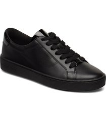 keaton lace up låga sneakers svart michael kors shoes