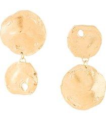 alighieri the flame earrings - gold