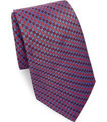 designed silk tie