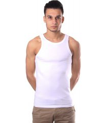 hom smart cotton tanktop white (singlet)
