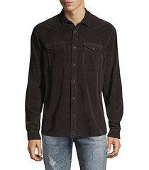 dale western corduroy shirt
