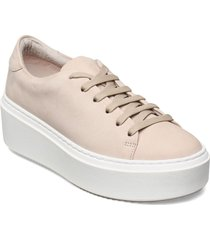 woms lace-up sneakers skor rosa tamaris