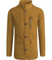 men's bugatchi quilted jacket