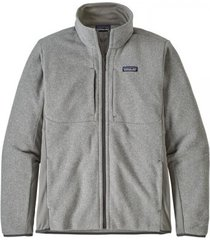patagonia vest men lightweight better sweater jacket feather grey-m