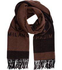 sciarpa donna in lana double question