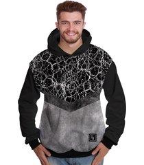 blusa de moletom di nuevo estilo top 2018 streetwear cinza preto