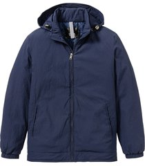 giacca leggera in seersucker (blu) - bpc bonprix collection