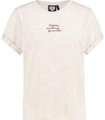t-shirt never ending