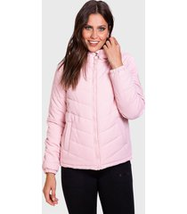 parka everlast elite rosa - calce regular