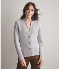 giacca puntinata