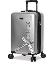 """bcbgeneration urban bohemia 20"""" hardside carry-on spinner suitcase"""