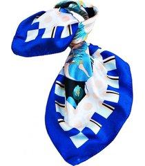 pañuelo bandana biarritz azul viva felicia