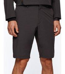 boss men's keen slim-fit shorts