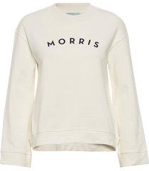 elicia sweatshirt sweat-shirt trui crème morris lady