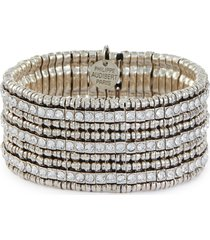 'greene' swarovski rhinestone bracelet