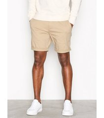 lyle & scott chino short shorts stone