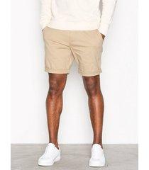 lyle & scott chino short shorts stone