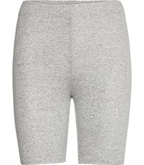 lounge biker felicity shorts grå lindex