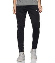 pantalón negro puma active tricot pants
