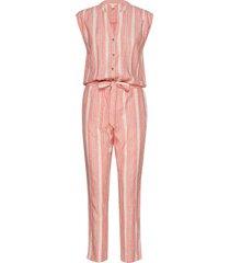overalls woven jumpsuit rosa esprit casual