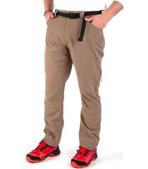 pantalon fino anapurna khaki kilimanjaro