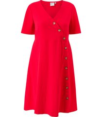 klänning jrabine 2/4 sleeve below knee dress