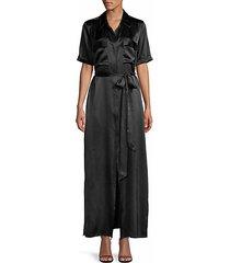 klement silk gown