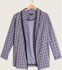 saco tela textura gris cross 8