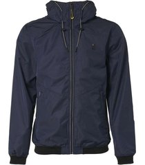 jacket, short fit, hooded, mesh lin night zomer jassen