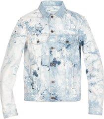 off-white arrow slim jeans jacket