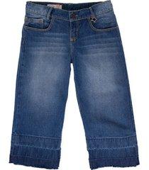 jean silueta culotte azul offcorss