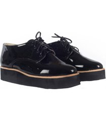 oxfords negro nabril