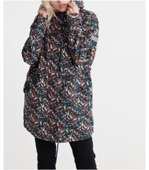 superdry women's adventurer parka coat