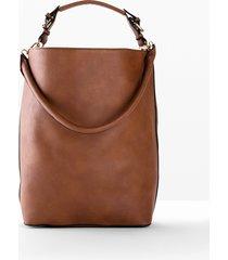 borsa shopper basic (marrone) - bpc bonprix collection
