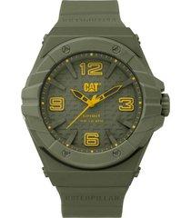 reloj spirit ii verde oscuro cat