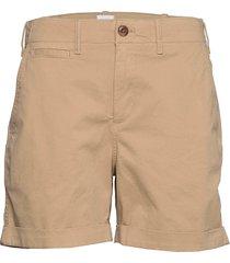 5 high rise khaki shorts shorts flowy shorts/casual shorts beige gap