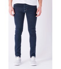 jean azul vanderholl denim dark blue