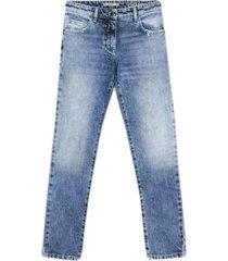 denim canvas jeans