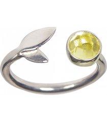 pierścionek lemon tree 1