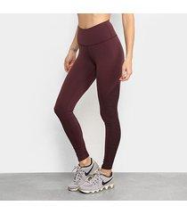 calça legging liz mescla cintura alta feminina