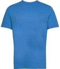 coffey t-shirt t-shirts short-sleeved blå soulland