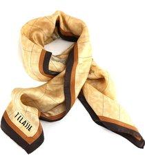 foulard alviero martini 1a classe k3190 aloe 500