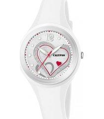 reloj k5751/1 multicolor calypso mujer trendy