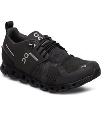 cloud waterproof shoes sport shoes running shoes svart on
