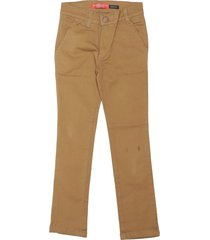 pantalón camel gabucci confort