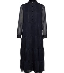 sc-merle dresses shirt dresses blå soyaconcept