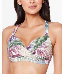 bleu by rod beattie it's a breeze underwire bikini top women's swimsuit