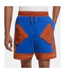 shorts jordan 23 engineered masculino